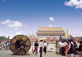 天安门广场改造