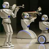 机器人用电源电缆