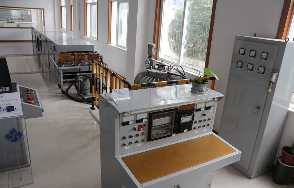 载流量试验系统