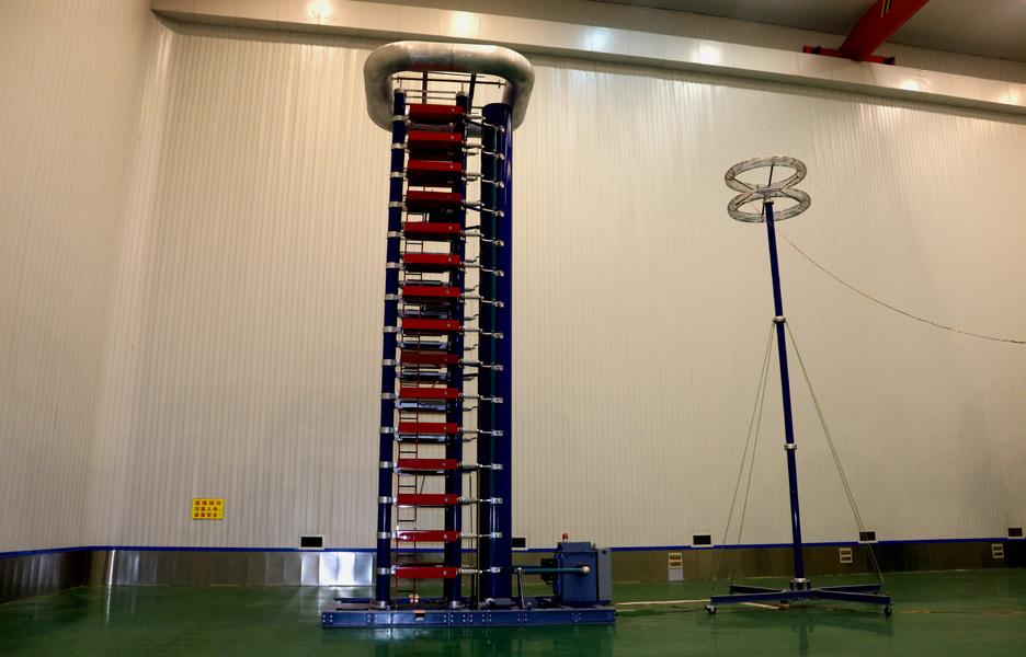 冲击电压测量系统
