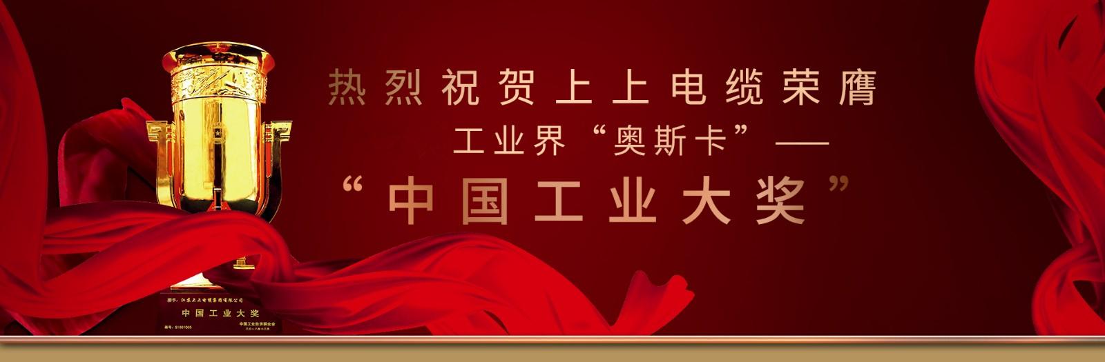 中国工业大奖