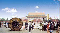 天安门城楼及广场改造