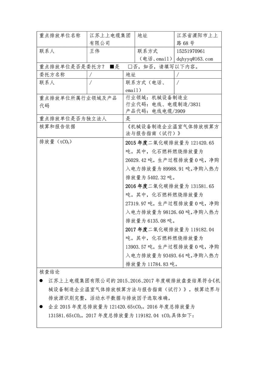 江蘇上上電纜集團有限公司2015-2017年碳核查報告發布頁面-2.jpg